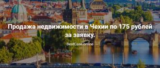 Кейс — Продажа недвижимости в Чехии по 175 рублей за заявку.